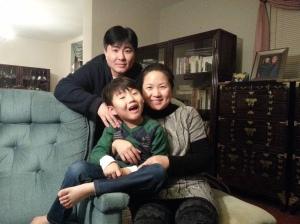 Joseph, Sunny & Jayden